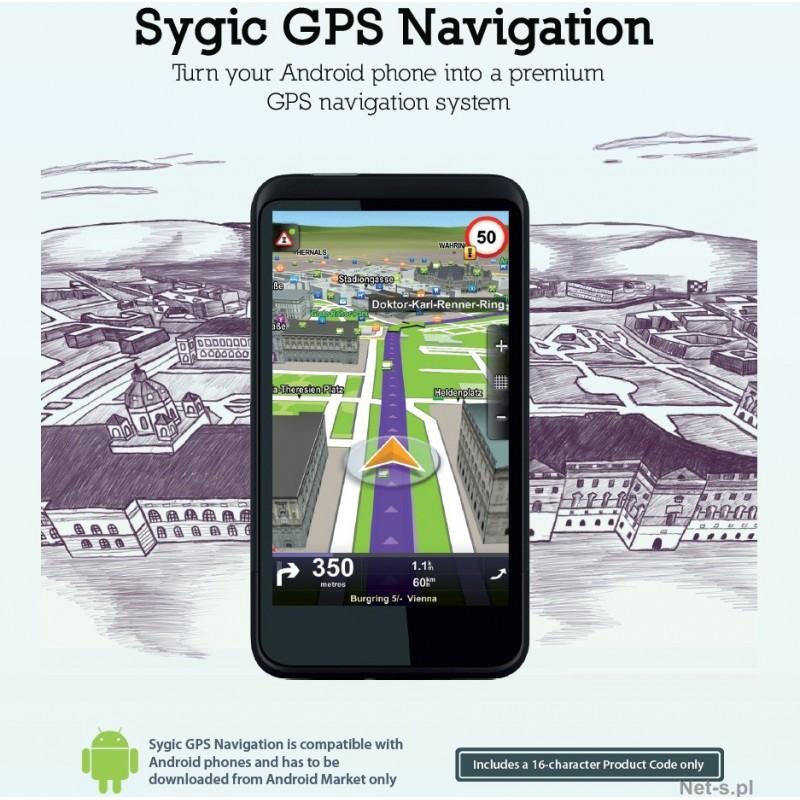Sygic Mobile Maps Europa