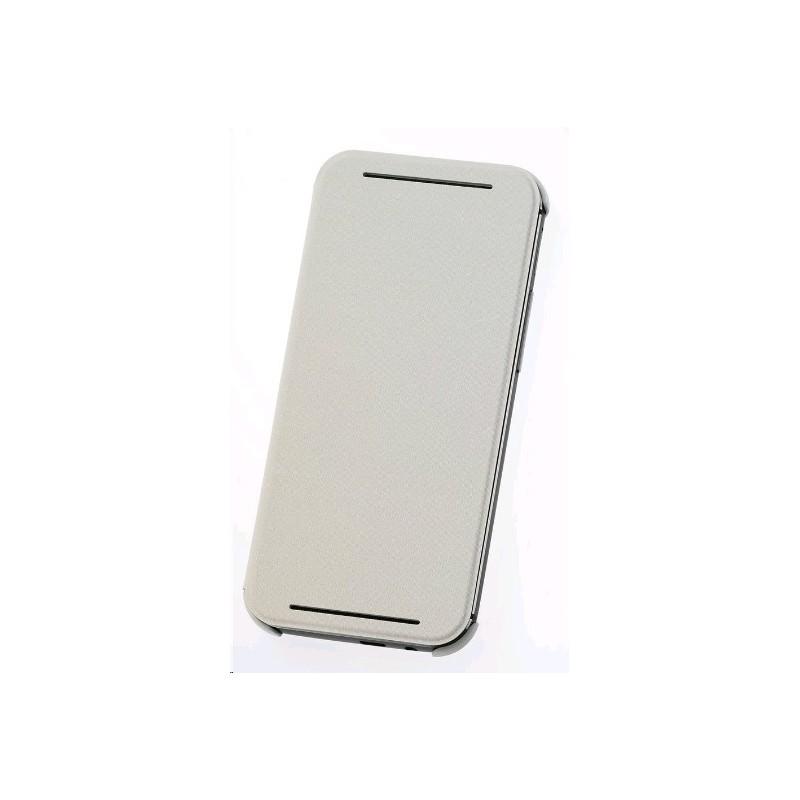 HC-V941 - Etui One M8 Double Dip Flip Biały