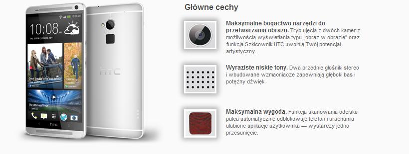 Podsumowanie HTC One max